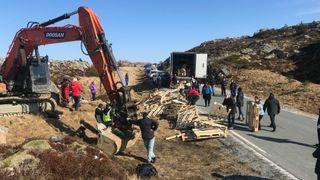 Frøya vindpark: Trondheim er bekymret for omdømmet til Trønderenergi