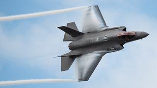 Delemangel: Norske F-35-fly på Ørland flyr mindre enn de skal
