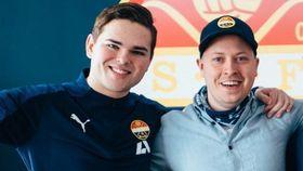 Andreas Bakken og Lasse Ulriksen