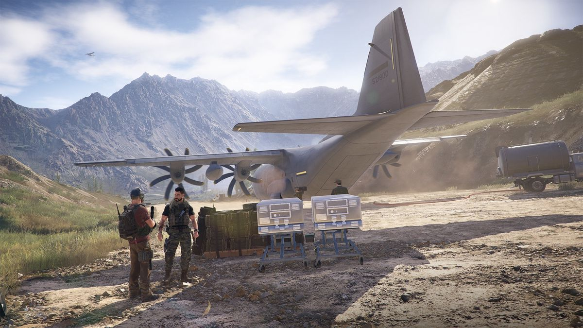 Ghost Recon Wildlands invites you to spend free days and two new