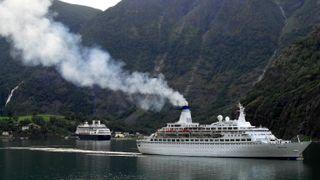 MDG-topper vil fossil cruisetrafikk til livs