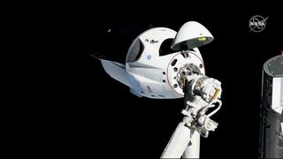 Ny SpaceX-kapsel ødelagt i ulykke under testing
