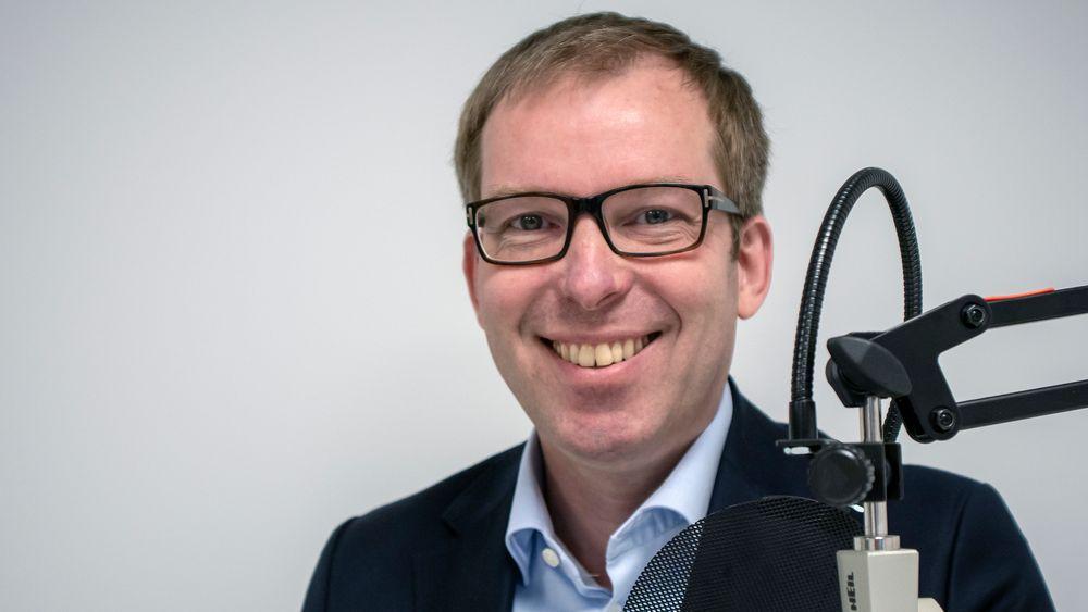 Ukens gjest: Håkon Haugli, påtroppende sjef i Innovasjon Norge.
