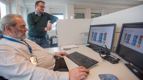 Ingeniørene bak Helseplattformen: – Stor fordel at all data lagres på et sted