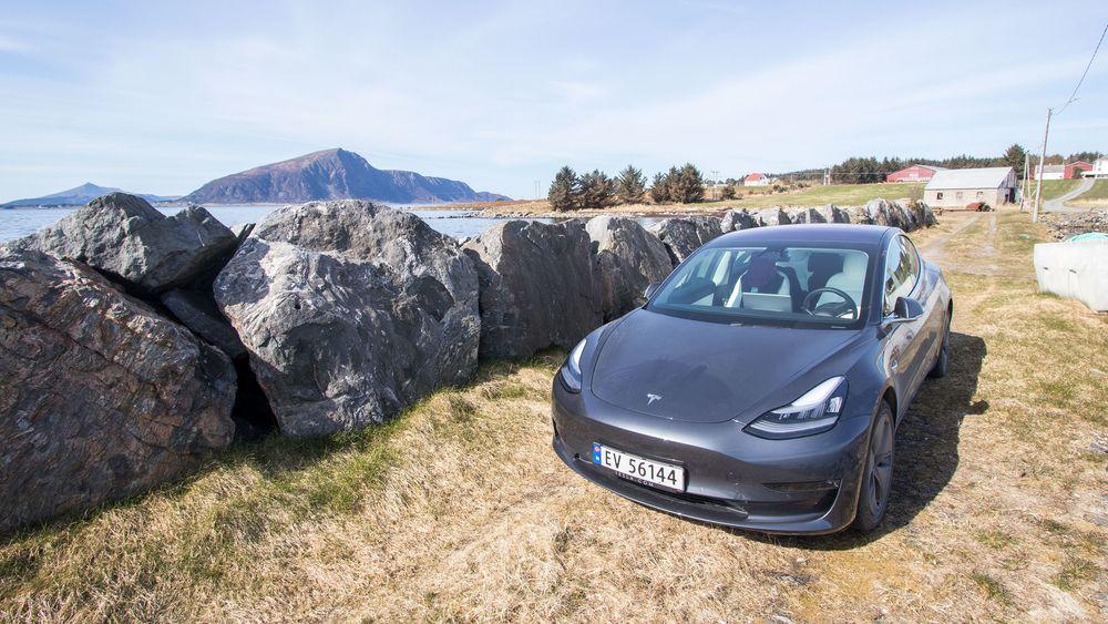 Blant bilmerkene som er målt, kommer Tesla dårligst ut på Norsk kundebarometer i år.