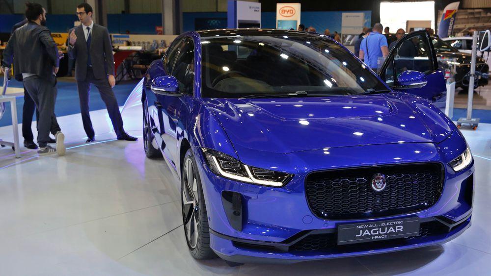 Batteripakkene i Jaguar I-PACE og andre elbiler skal i framtiden like gjerne kunne utstyres ved hjelp av europeisk batteriproduksjon. Det er i alle fall ambisjonene som ble presentert av Frankrike og Tyskland i dag, torsdag.
