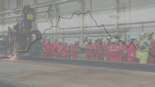 Ikke siden mai 2014 har arbeidsleidgheten for ingeniører vært lavere