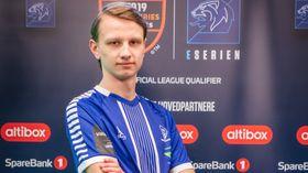 Håvard Hoel Paulsrud kjemper for at Sarpsborg 08 skal nå sluttspillet