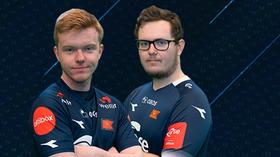 Henrik Bjørøen og Chris-André Skogland