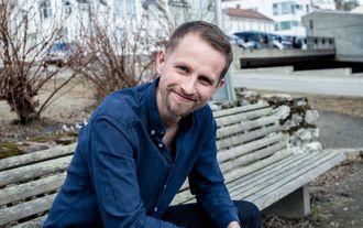 Nordlys-redaktør Helge Nitteberg.