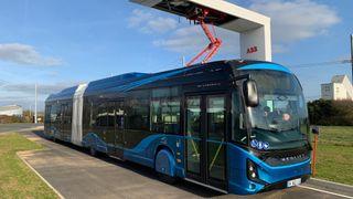 Klart for storinnrykk av elbusser i Trondheim