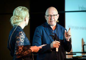 Sven Egil Omdal, leder av kildeutvalget til Norsk Presseforbund.