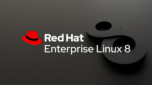 Red Hat Enterprise Linux 8-illustrasjon