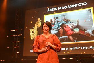 Adresseavisen vant årets magasinfoto.