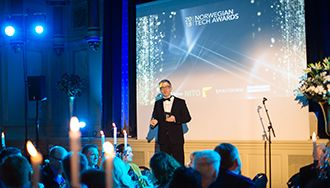 Norwegian Tech Awards 2018
