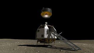 Nammo skal lage ny motor for kommende måneferder