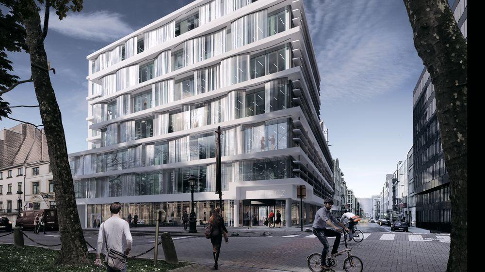 EFTAs nye kontor i Brüssel er ett av byggeprosjektene hvor BREEAM blir benyttet.
