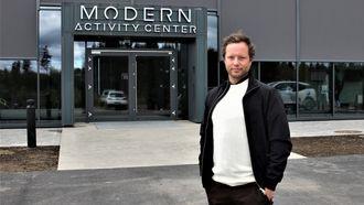 Vindtunnel Gardermoen, Modern Activity Center, indoor skydiving, Møller Eiendom, Nordic Office of Architecture