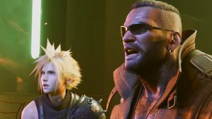 Final Fantasy VII Remake leder an PlayStation Plus-spillene for mars