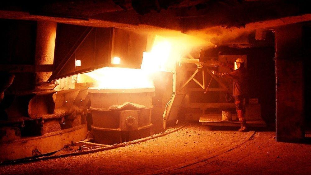 IPS har hatt mange ulike oppdrag innen VVS-faget siden oppstarten i 2000. Til Wacker Chemicals leverte de kjølerør til en ny smelteovn.