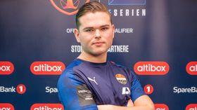 Andreas Bakken - Eserien - Strømsgodset (Apeks)