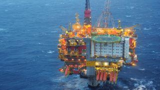 Equinor melder om oljeutslipp på Statfjord-feltet
