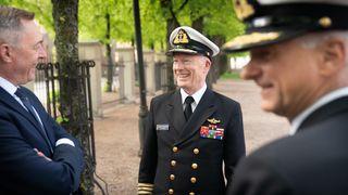 Forsvaret vurderer å droppe ny fregatt