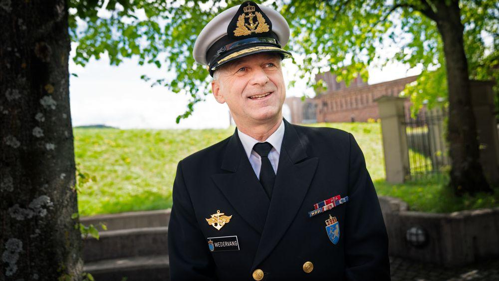 – Våpen, sensorer og sambandstekniske systemer er også påført så store skader at de i hovedsak må byttes ut, sa sjef for maritime kapasiteter i Forsvarsmateriell, flaggkommandør Thomas Wedervang, på pressekonferansen.