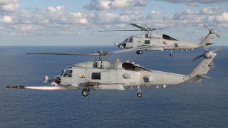 India kan bli først med NSM på helikopter