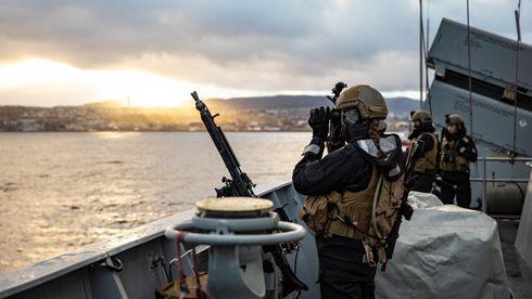 Anbefaler å droppe ny fregatt: Eksperter vil å gå for flere mindre fartøy