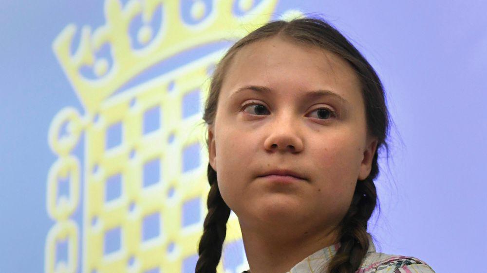 16 år gamle Greta Thunberg fortsetter å høste internasjonale anerkjennelse.