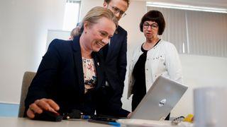 Arbeidsministeren vil la kunstig intelligens ta over arbeidsoppgaver i Nav