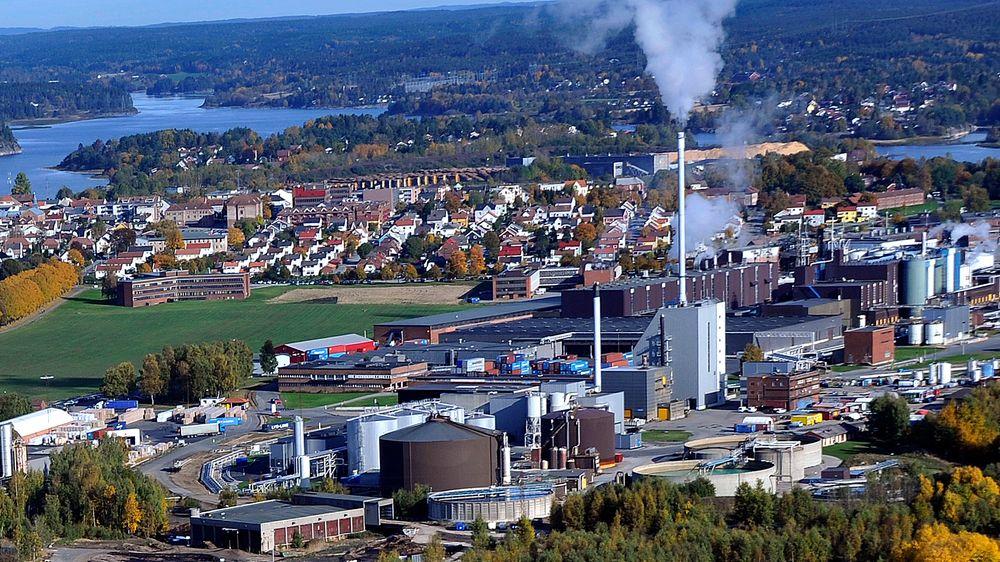 Avtalen mellom Statkraft og Borregaard innebærer leveranser på om lag 175 gigawattimer (GWh).