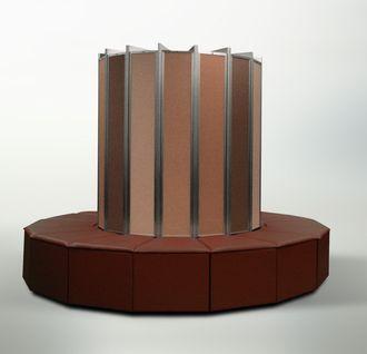 Superdatamaskinen Cray-1 fra 1975.