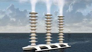 Klimaforslag fra Cambridge: Pump sjøvann opp i luften fra autonome skip