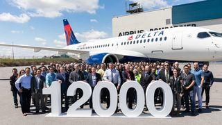 De første 6000 flyene tok 36 år å bygge, de neste 6000 kun 9 år