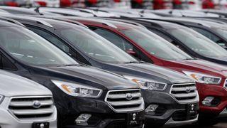 Ford kutter 7.000 jobber: Omorganiserer for å satse på elektriske og selvkjørende biler