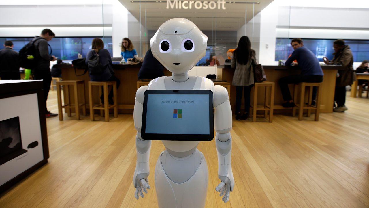 Kun en av fem offentlige virksomheter bruker kunstig intelligens
