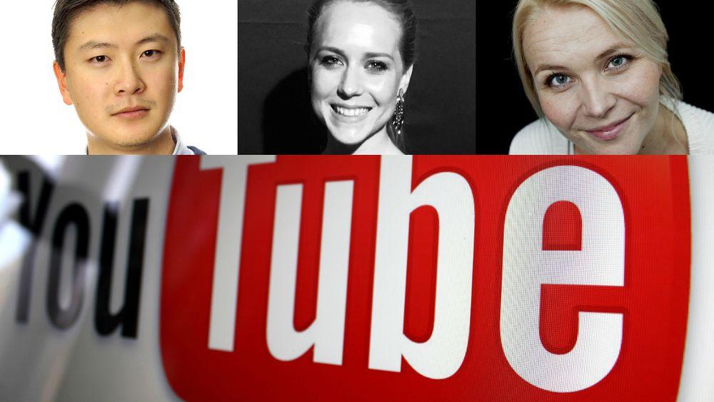 Dette Tenker Sjefene I Tv 2 Tvnorge Og Nrk Om Satsingen Pa Youtube Medier24 No