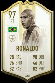 Prime-icon øyeblikk Ronaldo