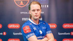 Ranheim Sondre Voktor forteller om en fin følelse før sluttspillet.