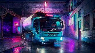 Volvo FE Electric skal bygges i samme fabrikk som D Wide.