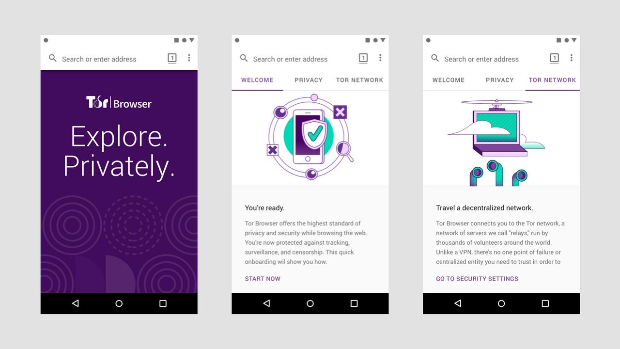 Lar deg surfe helt privat på mobilen: Tor-nettleseren har blitt offisielt lansert til Android