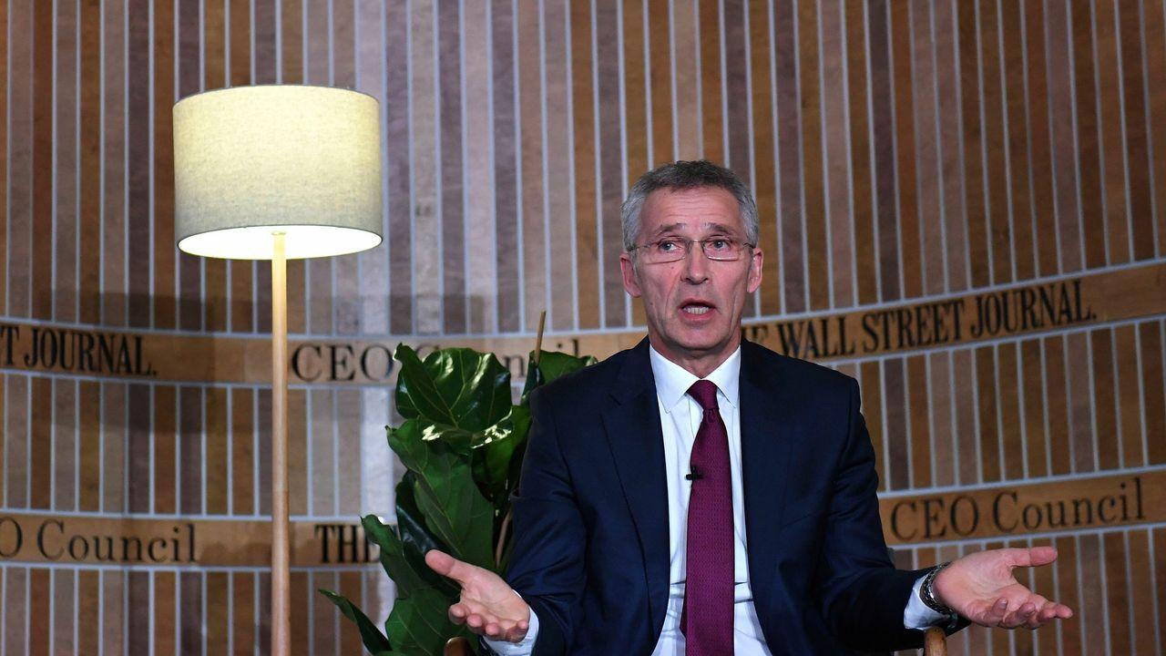 Jens Stoltenberg varsler cyberløft i Nato
