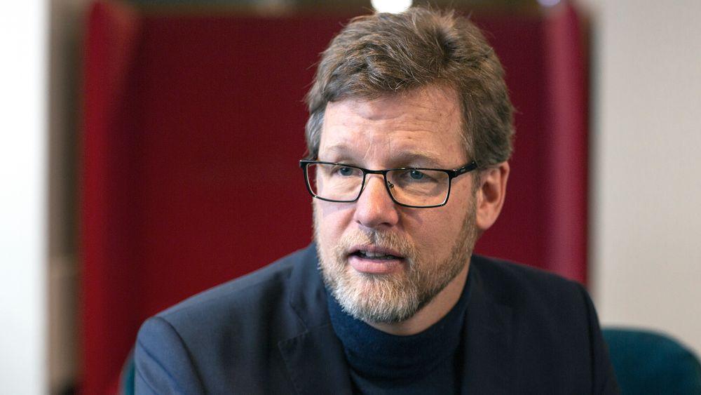 Jimmy Bengtsson kom til Veidekke da selskapet kjøpte opp Arcona. TIdligere var han i Skanska.