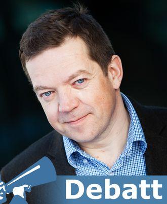 Tarje Bjørgum, leder for helse og bærekraft i Abelia.