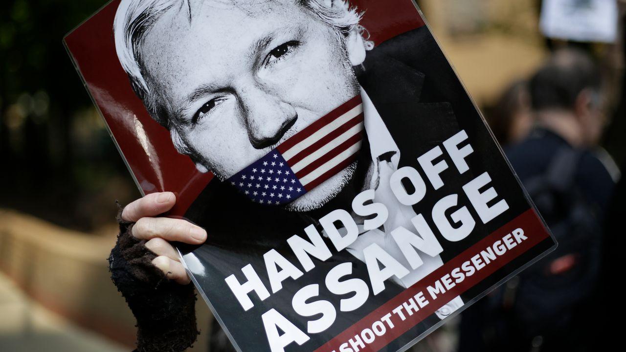 Julian Assange tiltalt for nye lovbrudd i USA