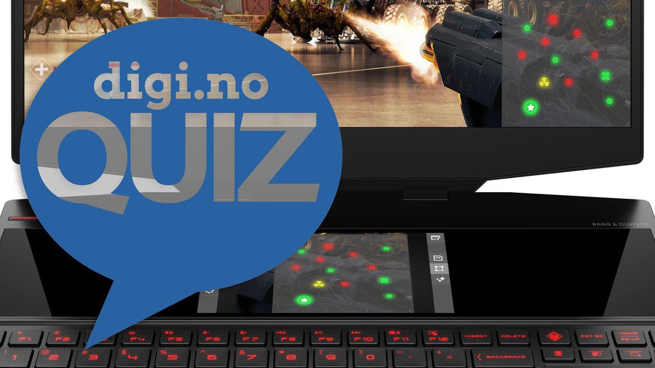 Her er ukens quiz – klarer du alle ti spørsmålene?