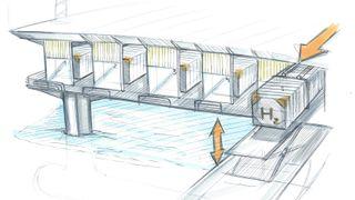 Går sammen om nullutslipp for skip: Vil bruke hydrogen og ammoniakk – produsert med lokal vindkraft