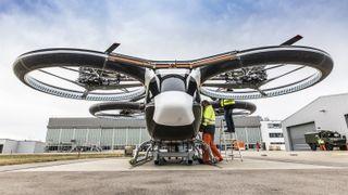 Airbus-sjef: Helelektrisk lufttransport mye nærmere enn folk tror